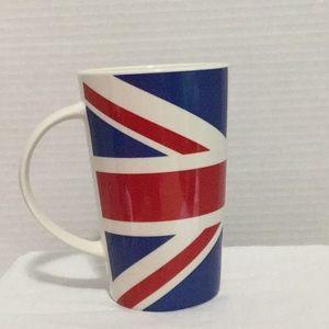 Other - Kent Pottery Union Jack British Flag Coffee Mug
